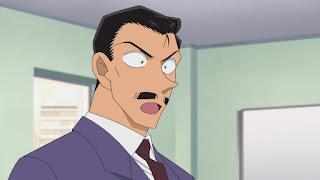 名探偵コナンアニメ 第1008話 復讐者(後編)   Detective Conan Episode 1008   Hello Anime !