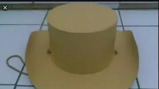 Ide Kreatif Topi Dari Bahan Bekas