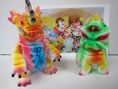 Max Toy x Kaiju Korner exclusives