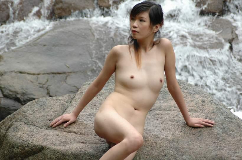Asian American Girls Naked