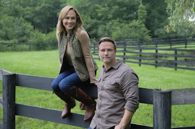 "Hallmark's ""Taking the Reins"" Starring Nikki DeLoach and Scott Porter"
