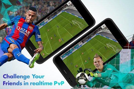 تحميل لعبة PES2017 برابط مباشر