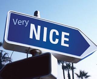 Arti kata nice adalam bahasa indonesia