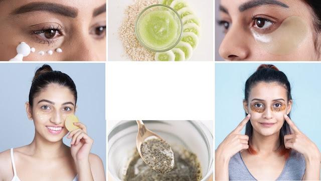 5 remèdes maison qui peuvent réduire l'apparence des cernes