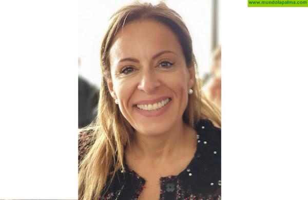 """Ángeles Fernández: """"El Cabildo presume estos días de abonar subvenciones que tendrían que estar entregadas desde mayo"""""""