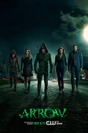 Arrow Temporada 3 HD 720p Completa Español Latino Dual