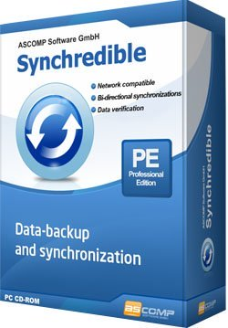 Synchredible Professional 5.307 poster box cover