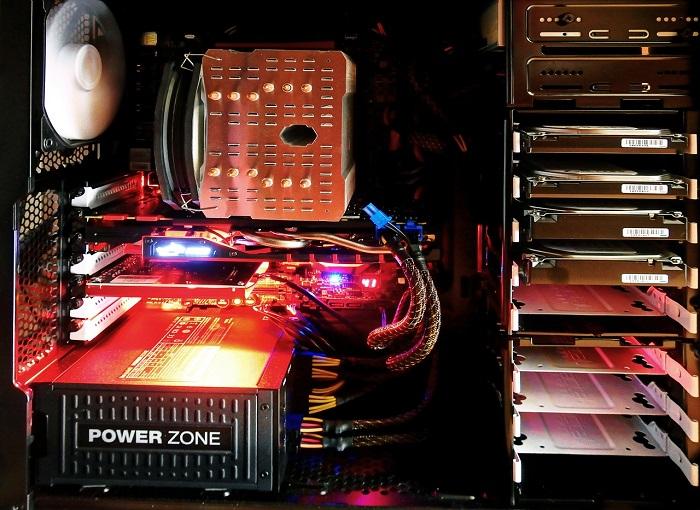 Spesifikasi Komputer Server dan Cara Membuatnya