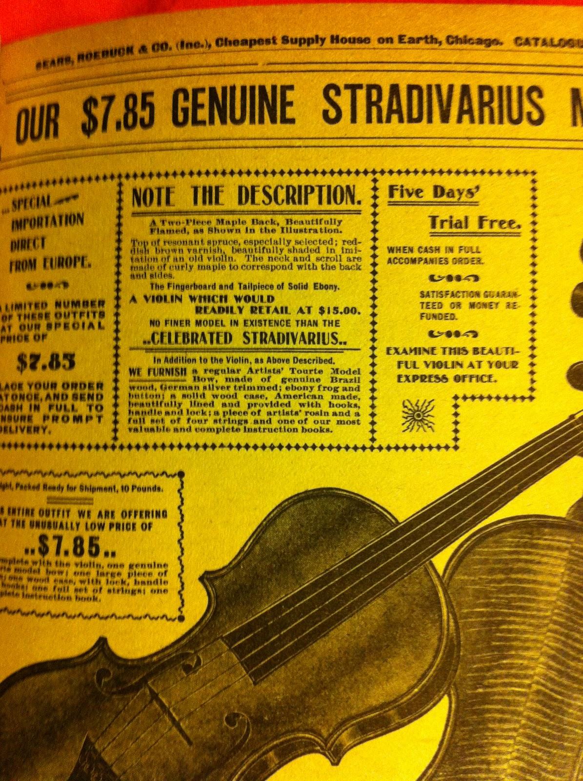 The Violin Shop Violins New Used Vintage Old Or