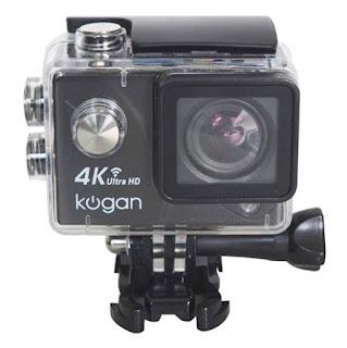 Action Camera Kogan 4k+ Ultra HD