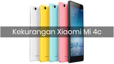 Fitur Lengkap dan Harga Terbaru di Indonesia Xiaomi Mi 4C (2015) - Spesifikasi, Fitur Lengkap dan Harga Terbaru di Indonesia