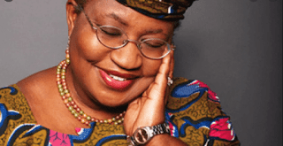 Former President Jonathan congratulates Ngozi Okonjo Iweala on her appointment in South Africa