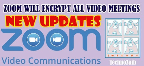 Zoom will encrypt all video meetings