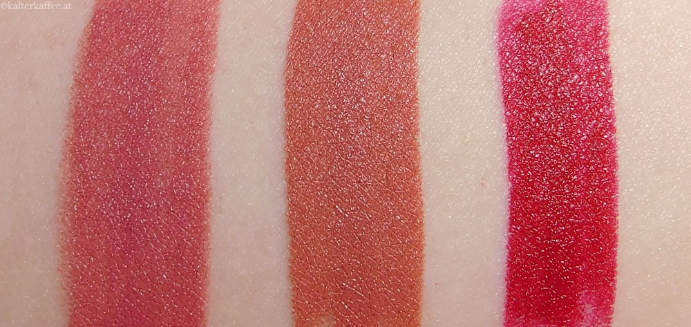 Colourpop Lippie Swatches