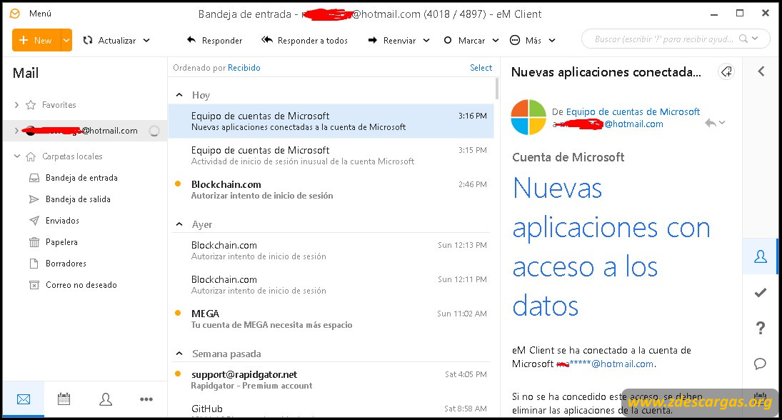 eM Client Pro Full Español
