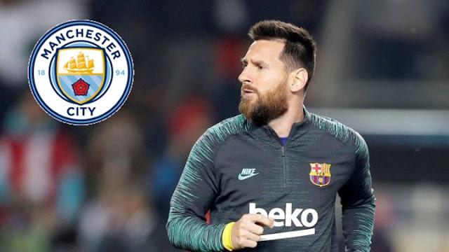 The Citizens Getol Buru Lionel Messi