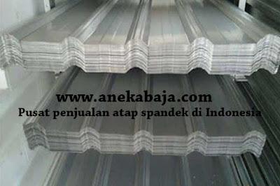 Harga Spandek Bandung, Harga Atap Spandek Bandung, Harga Seng Atap Spandek Bandung Per Meter Per Lembar 2020