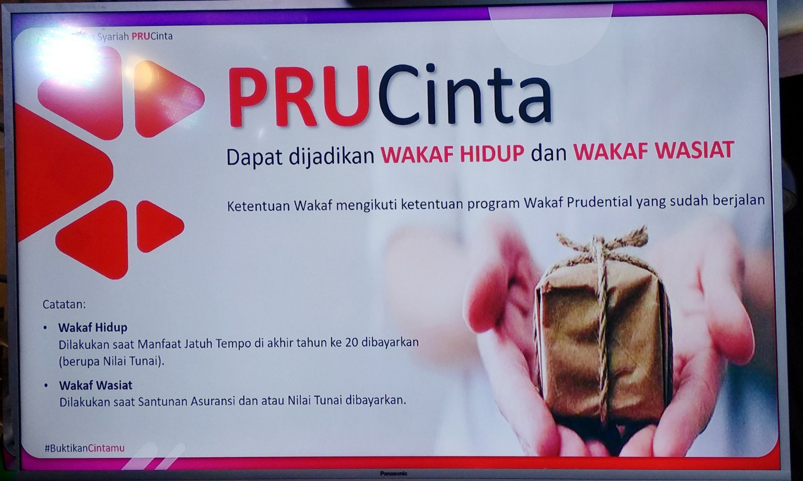 asuransi jiwa syariah PRUCinta 7
