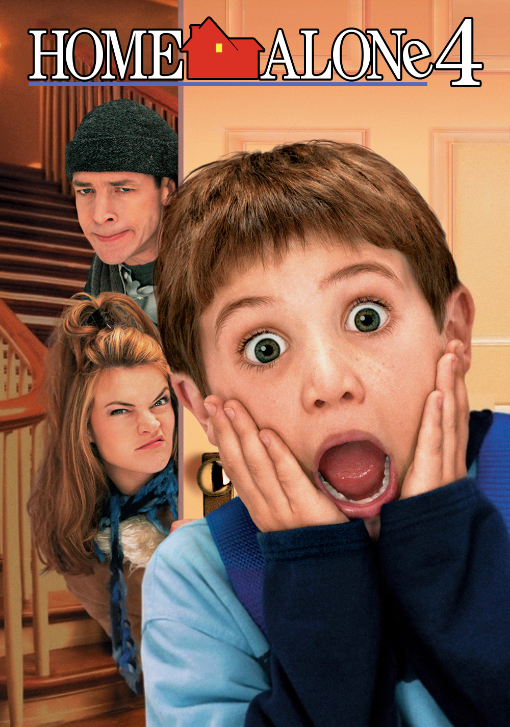 Home Alone 4 (2002) ταινιες online seires oipeirates greek subs