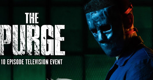 Check out 'The Purge' TV series trailer