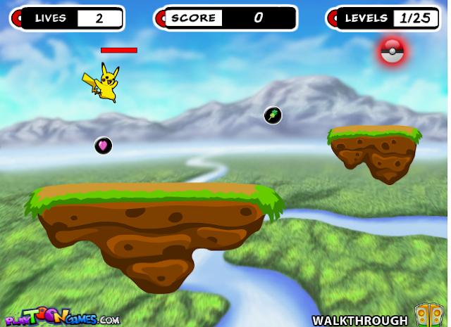 jogo do pokemon