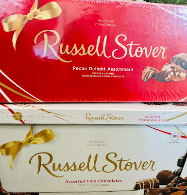 Russell Stover Large Chocolate box