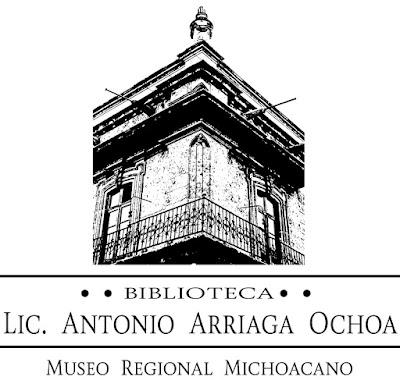 Biblioteca Antonio Arriaga Ochoa en Morelia