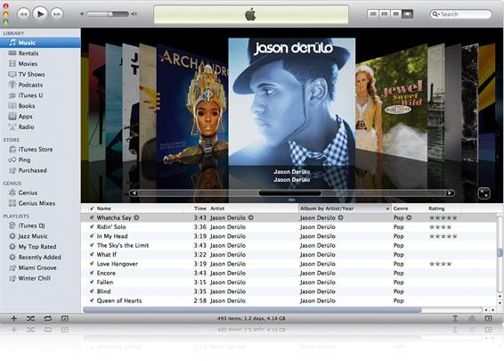 itunes updates downloads 10.7