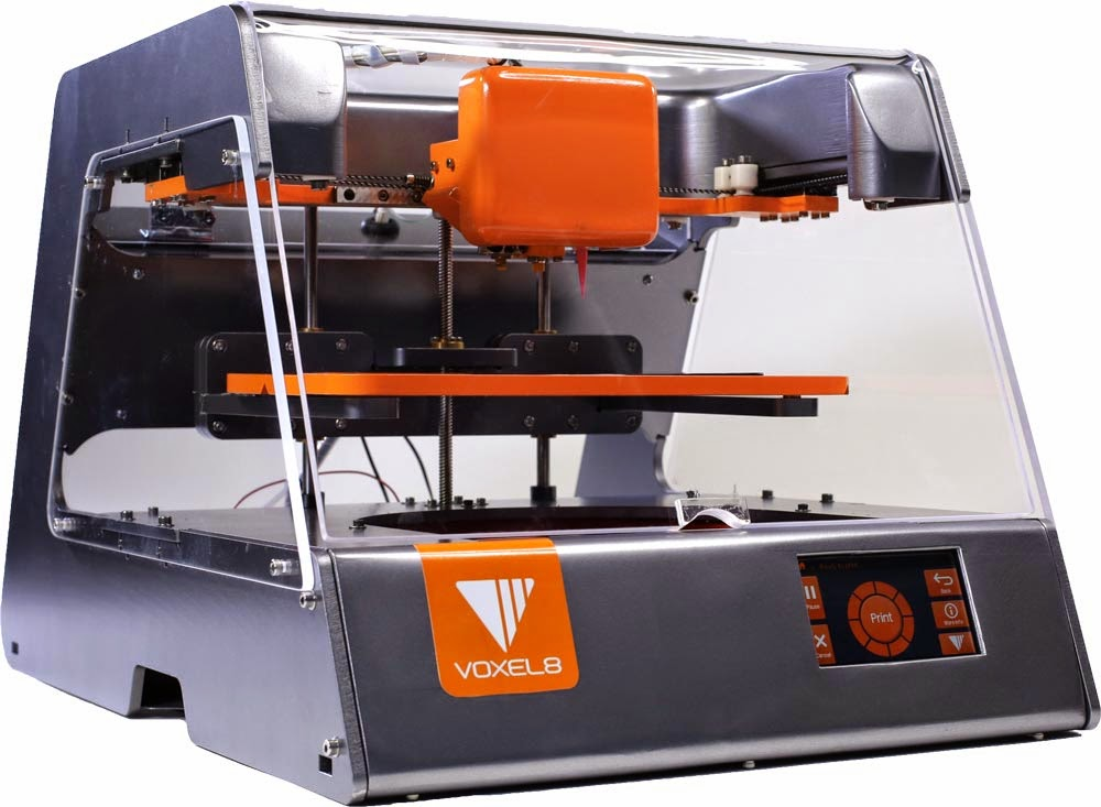 5000 times more conductive 3D printer ink for parts with