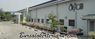 Lowongan Kerja Cikarang : PT Astom Indonesia - Operator Produksi