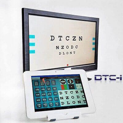 LCD Snellen Chart