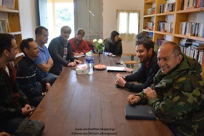 Συνάντηση για τους πρόσφυγες