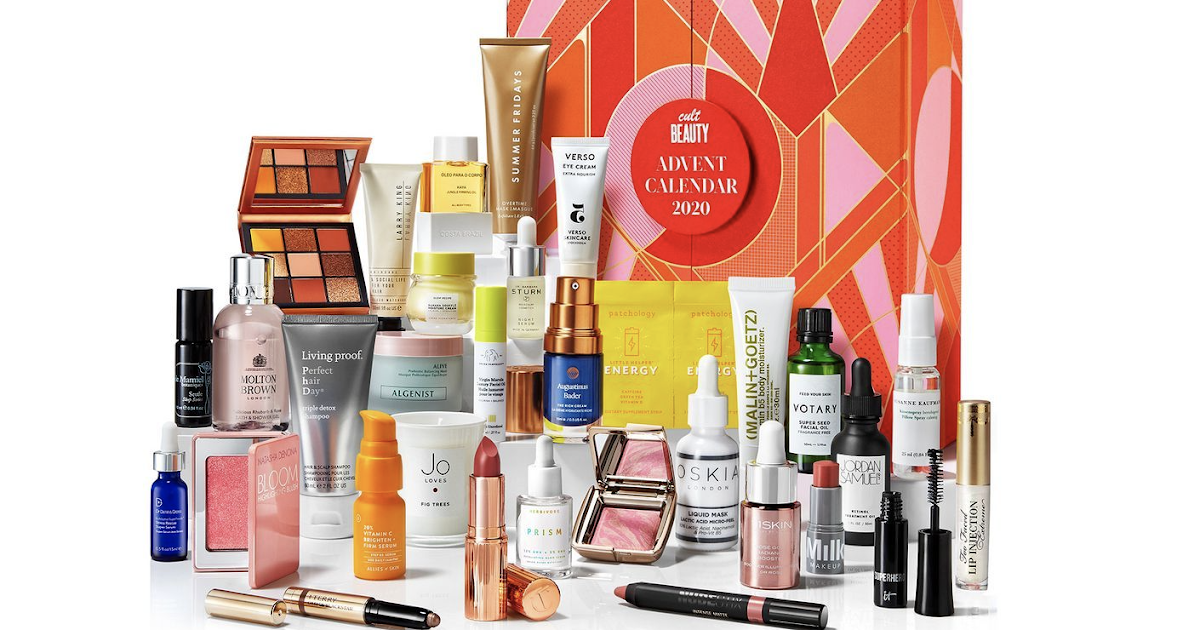 Cult Beauty Beauty Advent Calendar 2020 Join The Sell Out Waiting List For Priority Purchase Worth 930 Satchel
