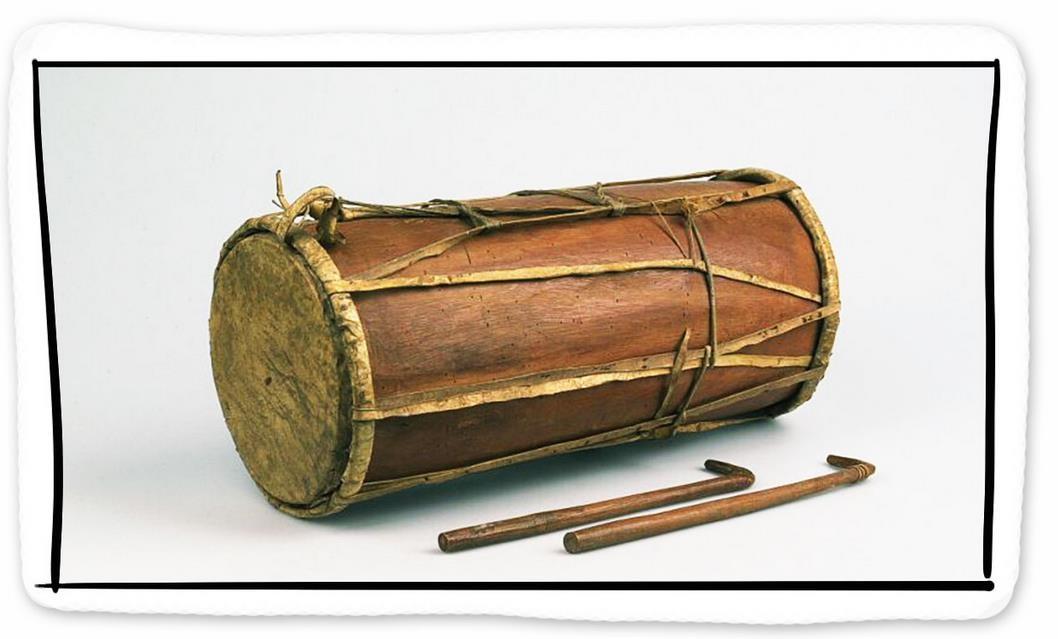 alat musik gendang aceh
