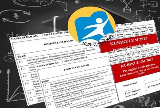 Prota, Promes, Silabus Kelas 4 Kurikulum 2013 Revisi 2017