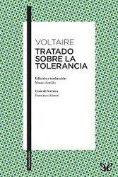 Portada del libro tratado sobre la tolerancia para descargar en pdf gratis