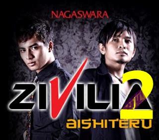 Lirik+Video Zivilia - Aishiteru 2 (Lyric)