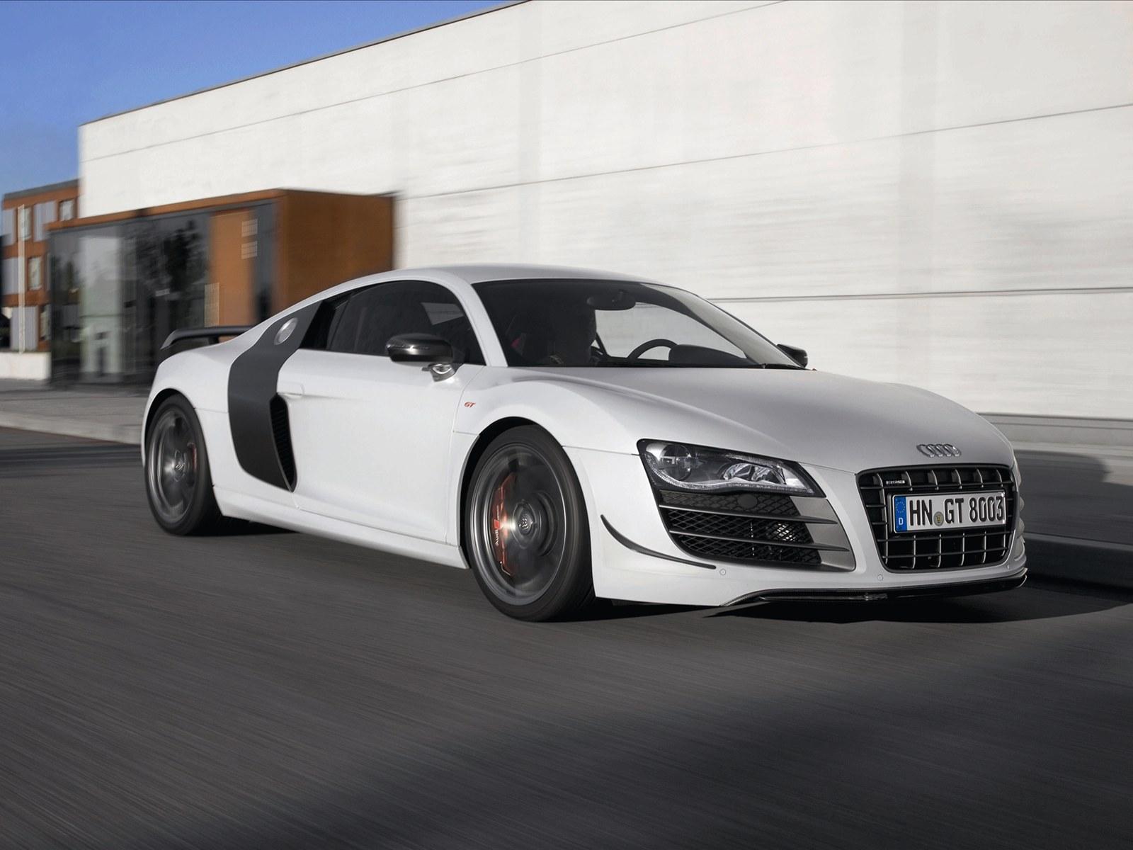 Car Pictures: Audi R8 GT 2012