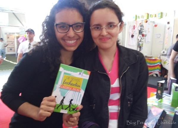 Lavinia Rocha, livro, De olhos fechados