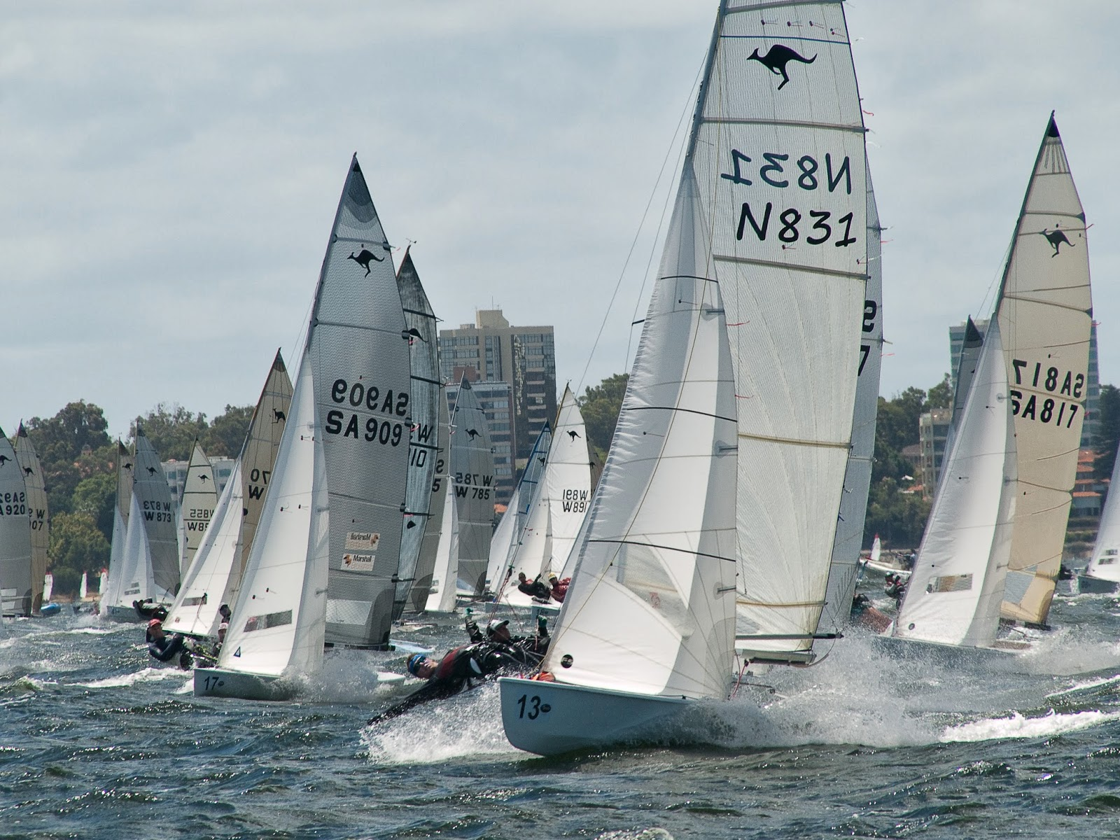 Sharpies reassert themselves as top class: Perth Nationals