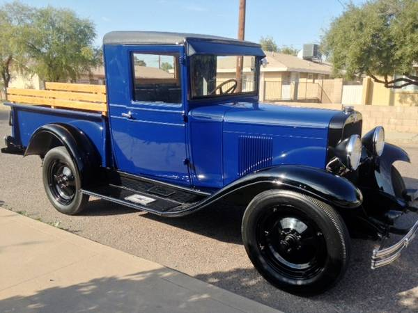 1930 Chevy Pickup Truck Old Truck