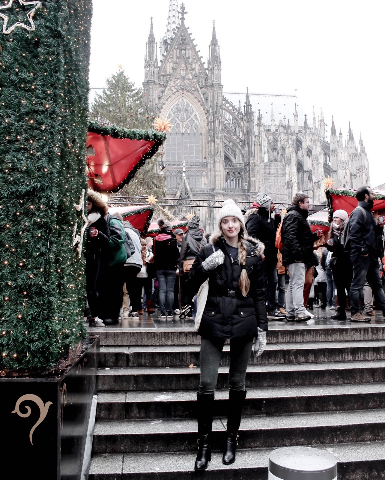 Travel Blog Guide to Cologne German Christmas Markets