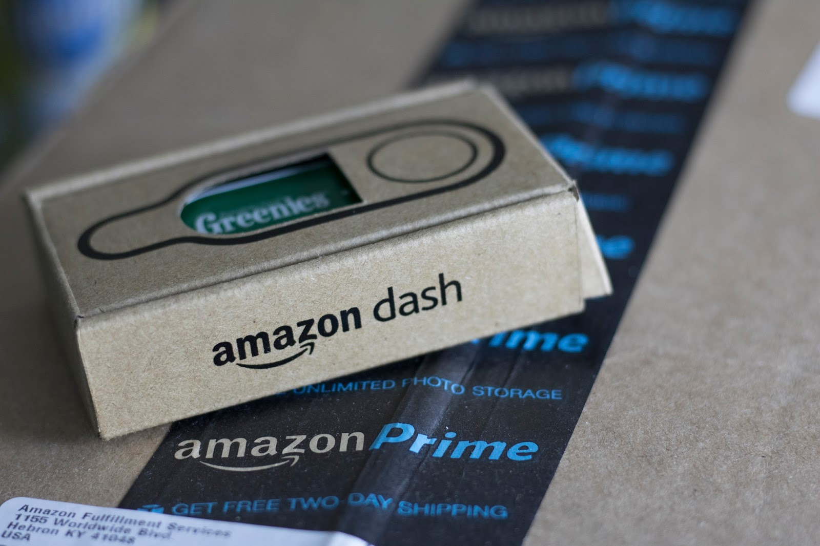 All Things Lauren Amazon Dash Button How To Set It Up