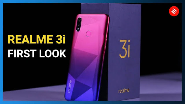 Realme 3i Full Specifications