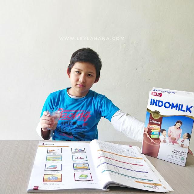 Susu Bubuk untuk Anak Usia 5-12 tahun