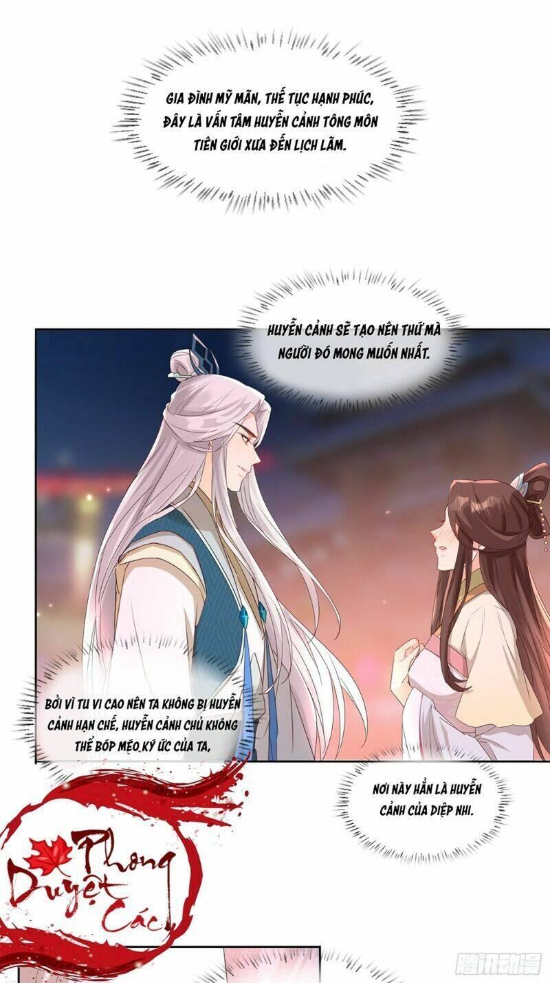 Nghe Nói Ta Là Lão Tổ Hợp Hoan  Chapter 32 - upload bởi truyensieuhay.com