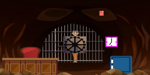 8bGames - Underground Prison Escape
