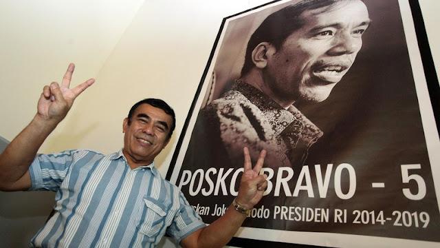 Fachrul Razi Ungkap Alasan Ditunjuk Presiden Jokowi Jadi Menteri Agama