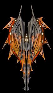 MillionthVector: Free Top-Down Alien Spaceship Sprite