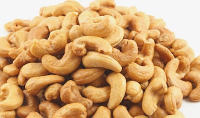 manfaat kacang mete